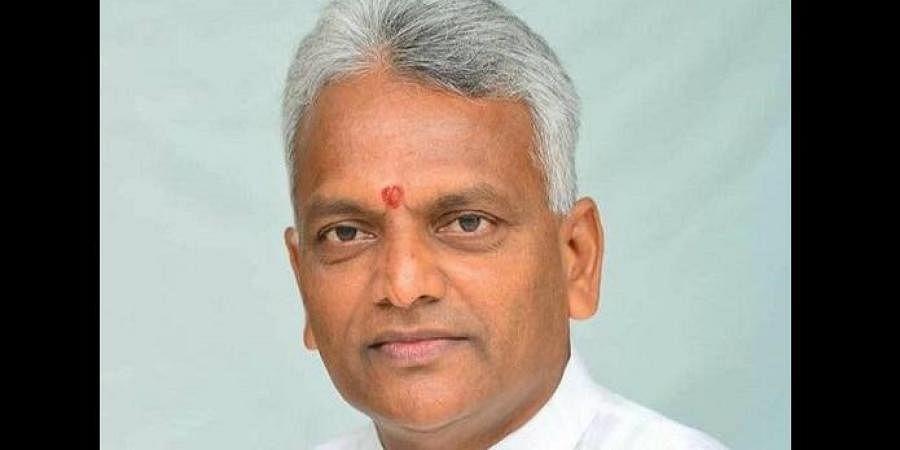Puducherry Health Minister Malladi Krishna Rao