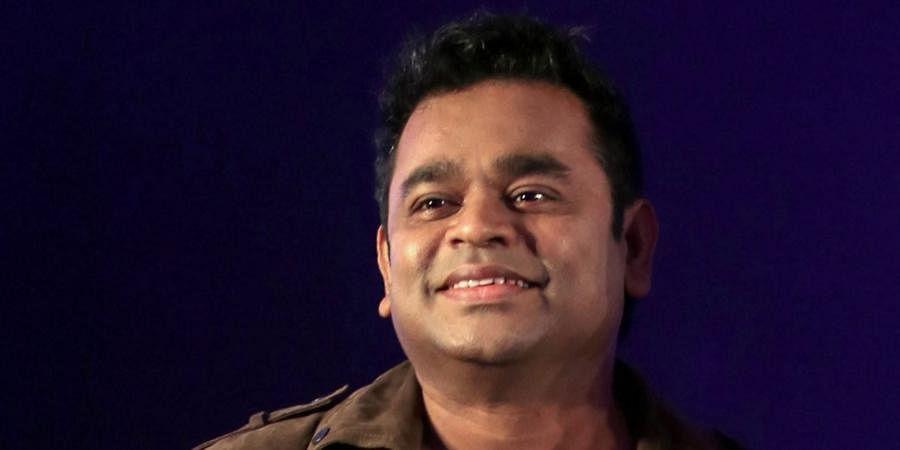 Music director AR Rahman