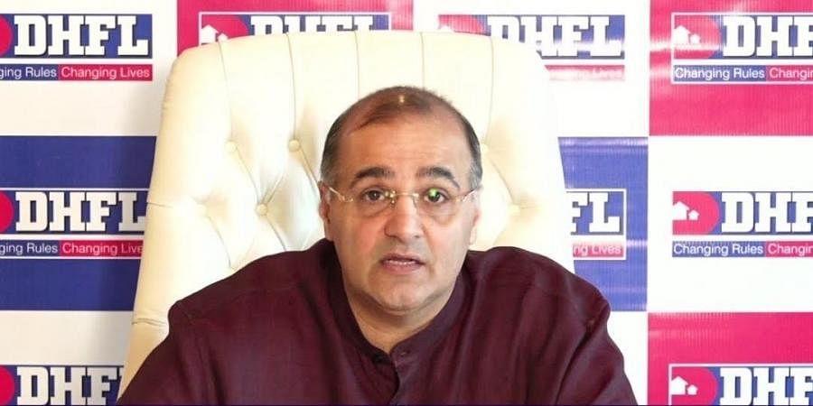 DHFL chairman Kapil Wadhawan