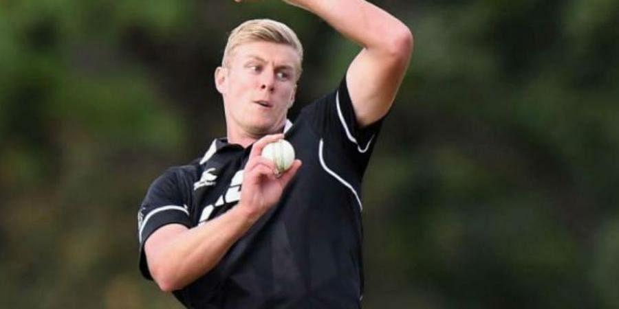 New Zealand's tallest cricketer Kyle Jamieson