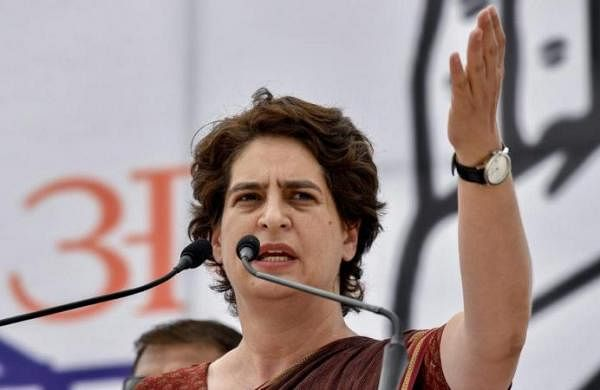 Labourers are country's backbone, please help them: Priyanka Gandhi