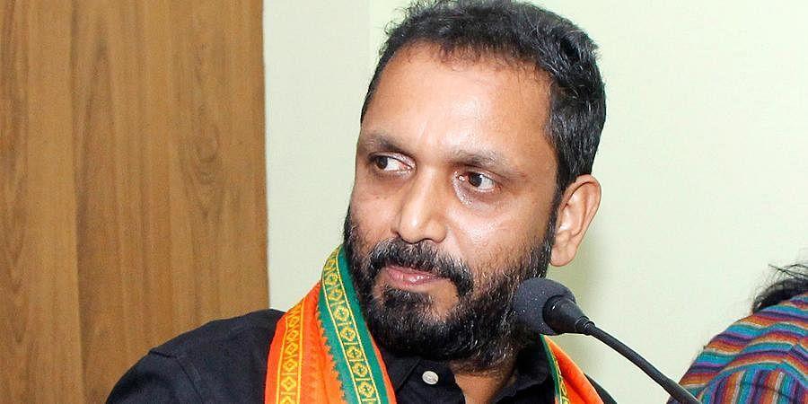 Kerala BJP leader K Surendran