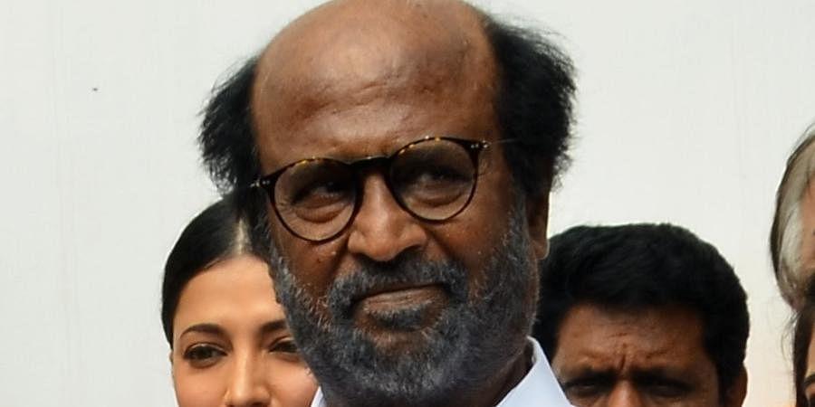 Kollywood actor Rajinikanth