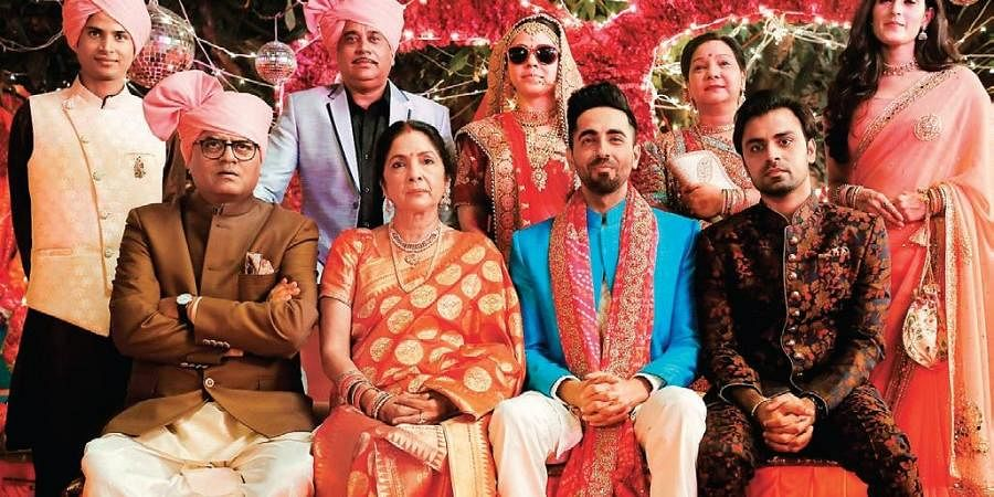 Ayushmann Khurrana starrer Shubh Mangal Zyada Saavdhan is out in theatres.