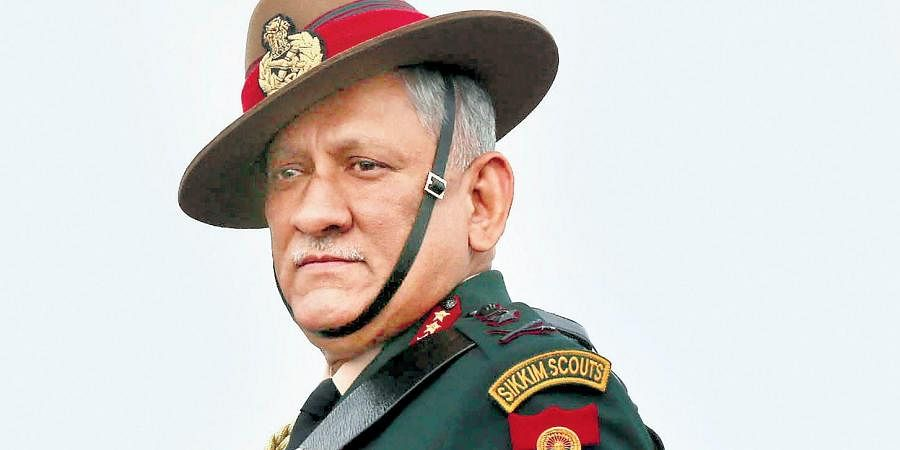 First-ever Chief of Defence Staff General Bipin Rawat