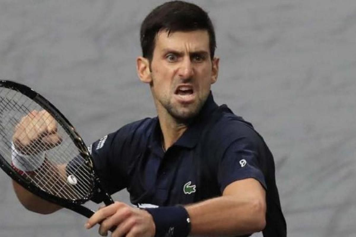 Novak Djokovic Praised For Donation In Italy The New Indian Express