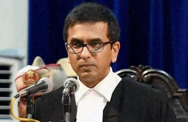 Justice Chandrachud lauds President Ram Nath Kovind's vast experience in law