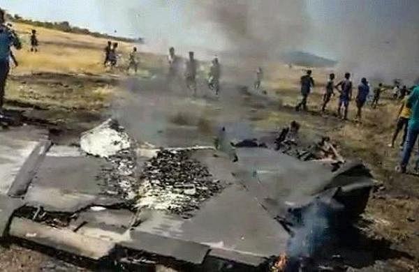 MiG-29K aircraft crashed off Goa, pilot safe: Indian Navy