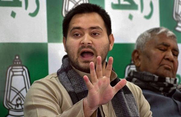 RJD government will be formed after 8 months in Bihar: Tejashwi Yadav