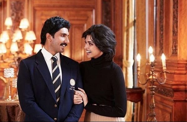 Feels wonderful to see Ranveer, Deepika play us: Romi Dev on '83'
