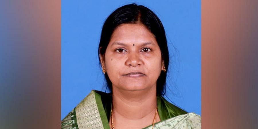 Odisha Women and Child Development Minister Tukuni Sahu