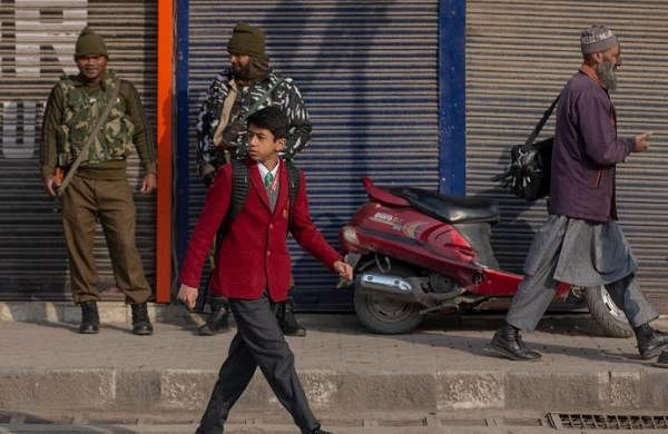 Schools in Kashmir reopen after six months of Article 370 abrogation