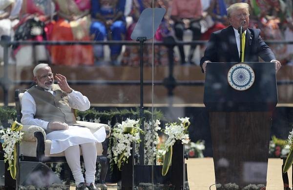 India, US to sign chopper deals worth USD 3 billion: Trump at Motera