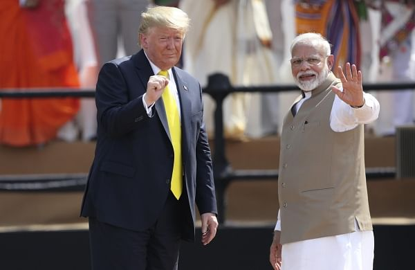 Modi 'living proof' that Indians can accomplish anything with hard work, devotion: Trump