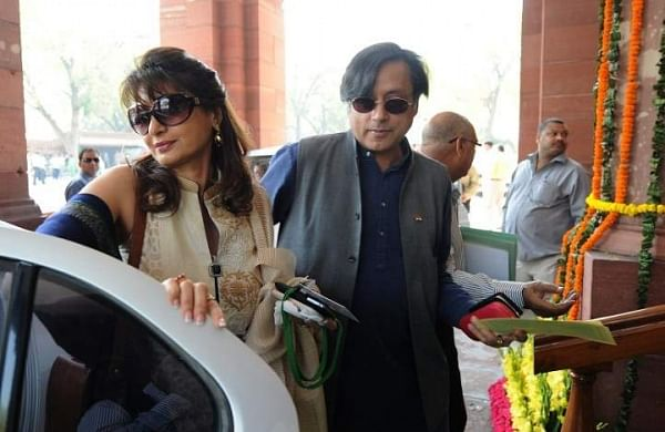 Sunanda Pushkar case: Court seeks response from police to Tharoor's plea on wife's Twitter account