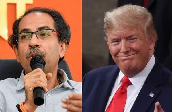 Keep off religious matters:Shiv Sena to 'Trump Maharaj' on US President's India visit