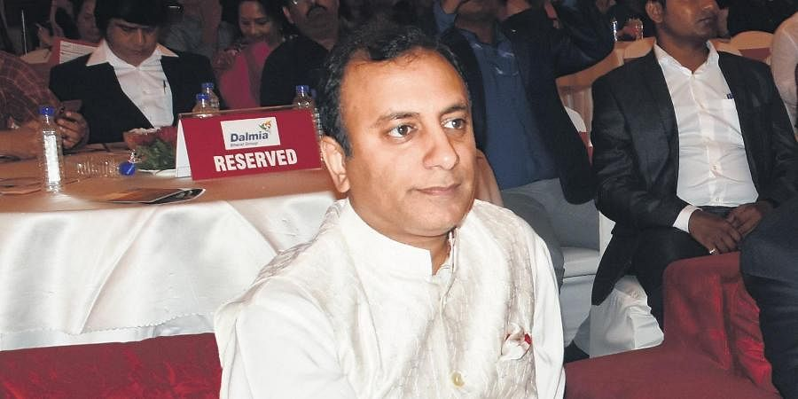 Dalmia Bharat Group MD Puneet Dalmia