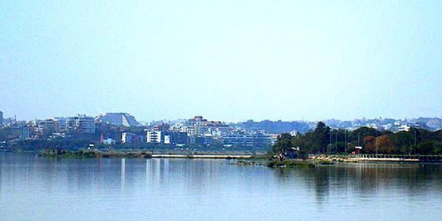 Hussainsagar Lake