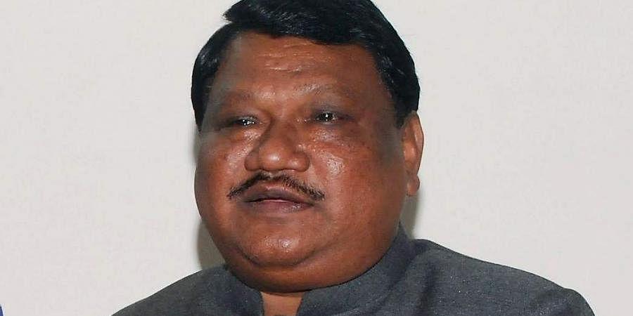 Ex-BJP MP Jual Oram