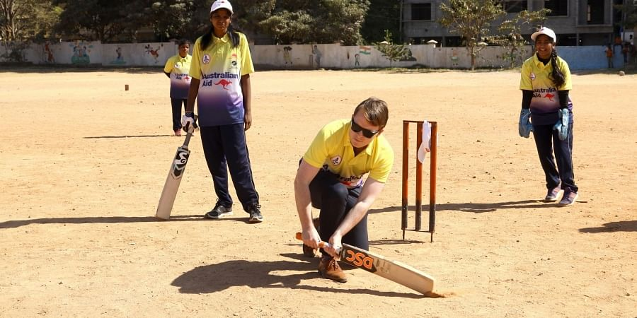 Under the grant, the Karnataka Women's Blind Cricket Team will get access to quality coaching and training, enabling the players to represent India at an international level