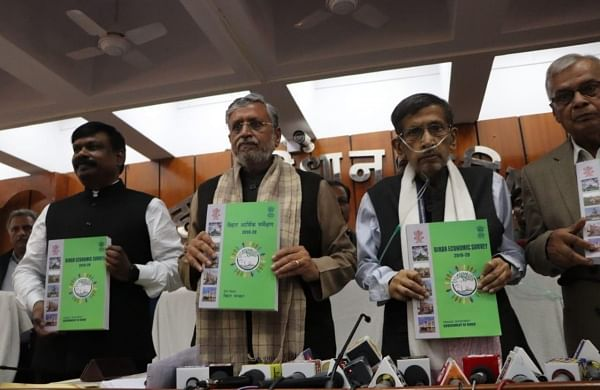 Bihar's economy records higher growth than that of India's in past three years: Sushil Kumar Modi