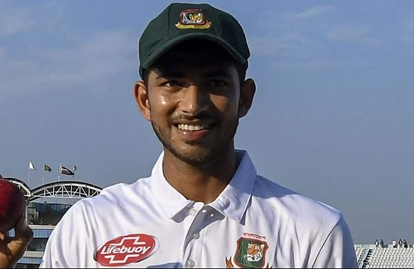 Nayeem Hasan spins Bangladesh to innings victory in only Test against Zimbabwe