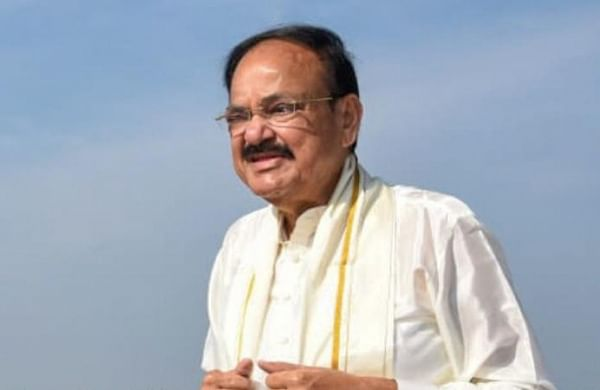 A 'No Black Day' in IIT-M as Naidu delivers lecture