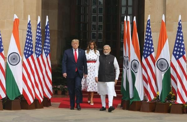 India, US have finalised defence deals worth USD 3 billion: Trump after talks with PM Modi
