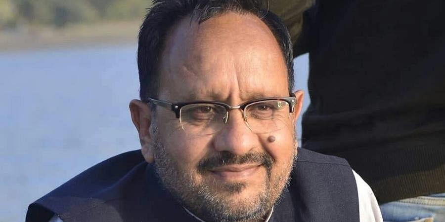 AAP leaderMurari Lal Jain