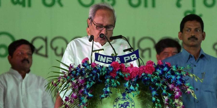 Naveen Patnaik, BJD chief, Odisha CM