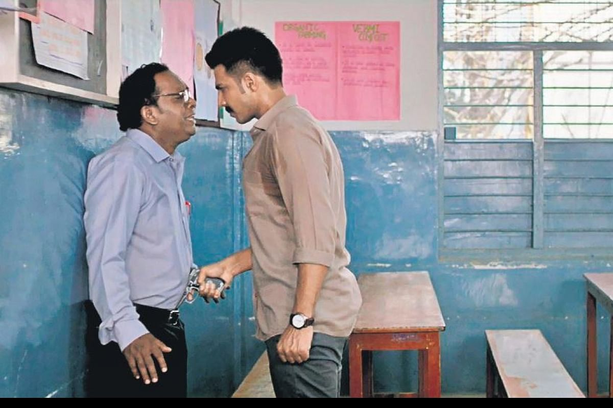 Ratsasan' director reveals the details on making of a monster- The New Indian Express
