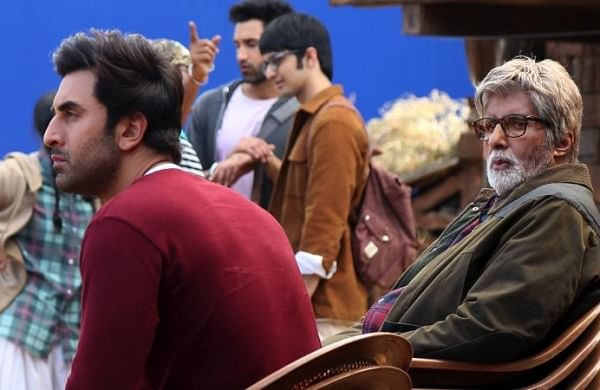 Ranbir Kapoor is one of Amitabh Bachchan's favourites!