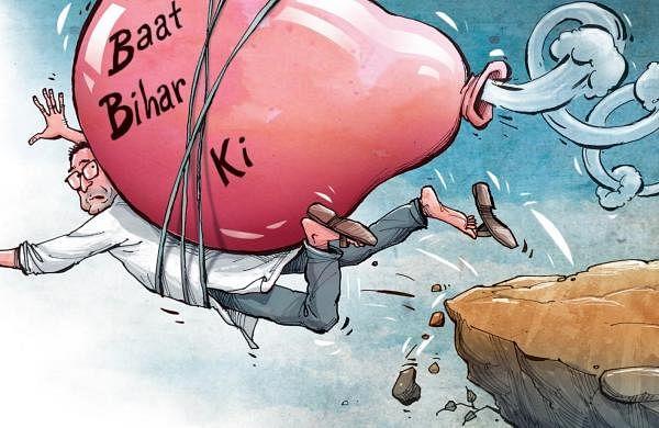 No takers for Prashant Kishor in Bihar