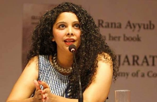 Complaint filed against journalist Rana Ayyub for posting 'Delhi violence' clip