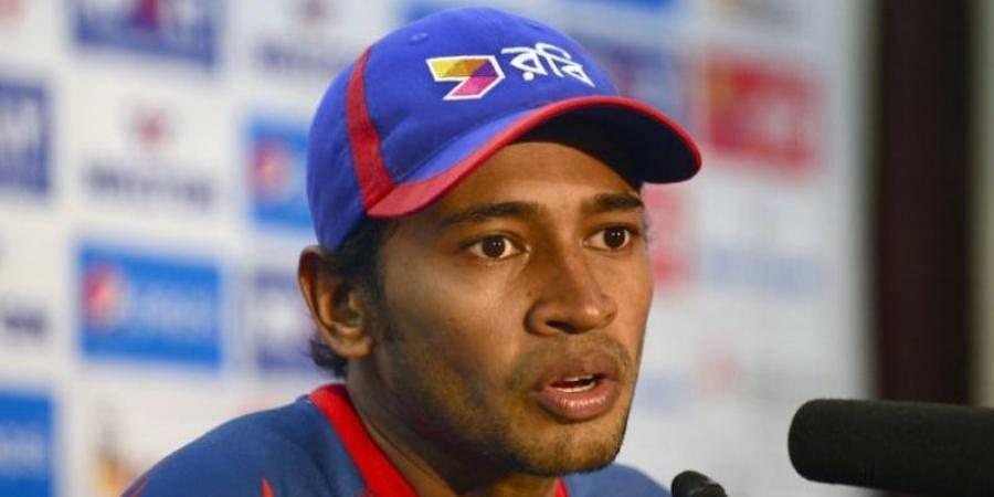 Bangladesh star batsman Mushfiqur Rahim