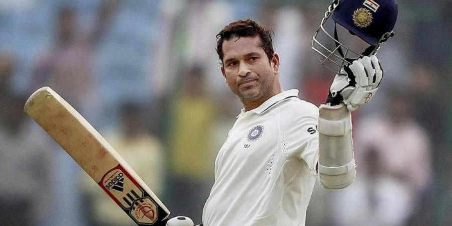 Indian batting legend Sachin Tendulkar