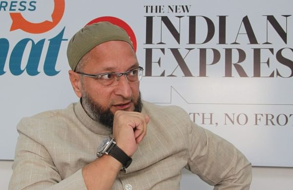 AIMIM chief Asaduddin Owaisi slams Priyanka Gandhi for supporting Ayodhya temple 'Bhoomi Pujan'