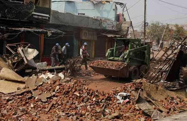 No major incident in northeast Delhi in last 36 hours, over 500 held for questioning: MHA