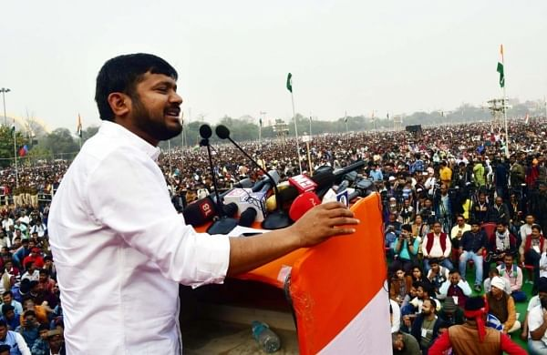 Fighting against CAA, NRC, NPR is like 'second freedom struggle': Kanhaiya Kumar