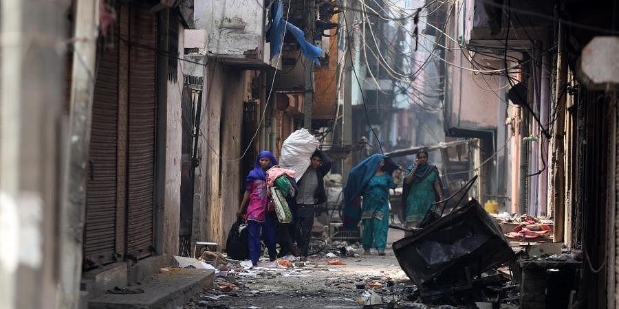 delh riots