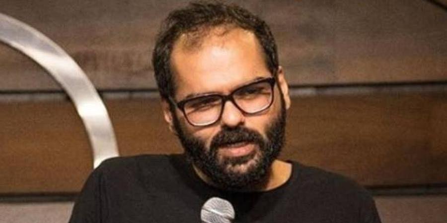 Stand-up comedian Kunal Kamra