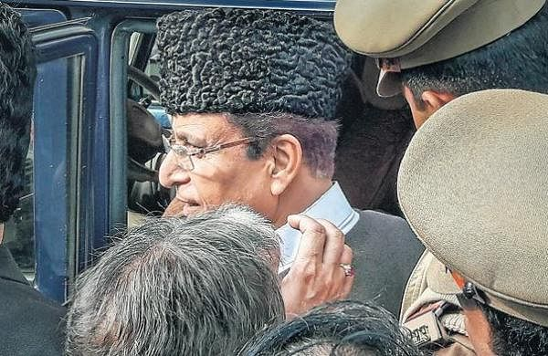 With Azam Khan in jail, Samajwadi Party's future tense