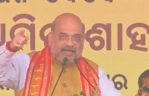 Opposition inciting riots over CAA: Union Home Minister Amit Shah in Odisha