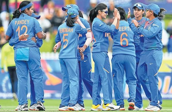 Women's T20 World Cup: India take Kerr of New Zealand