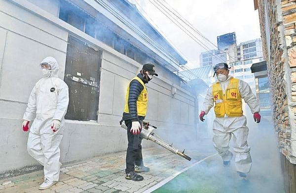 How the world is battling coronavirus epidemic as cases multiply outside China