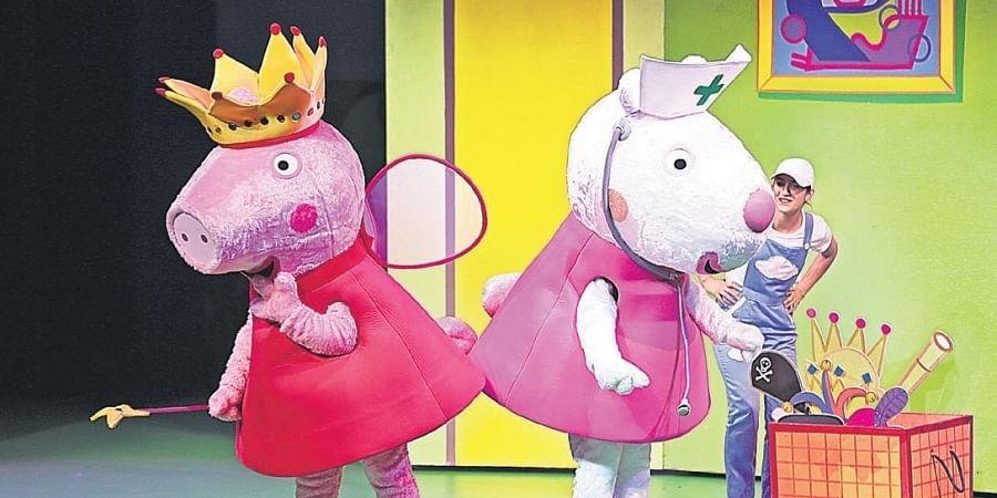 Here S Chance For You To Catch Peppa Pig Live In Hyderabad The New Indian Express