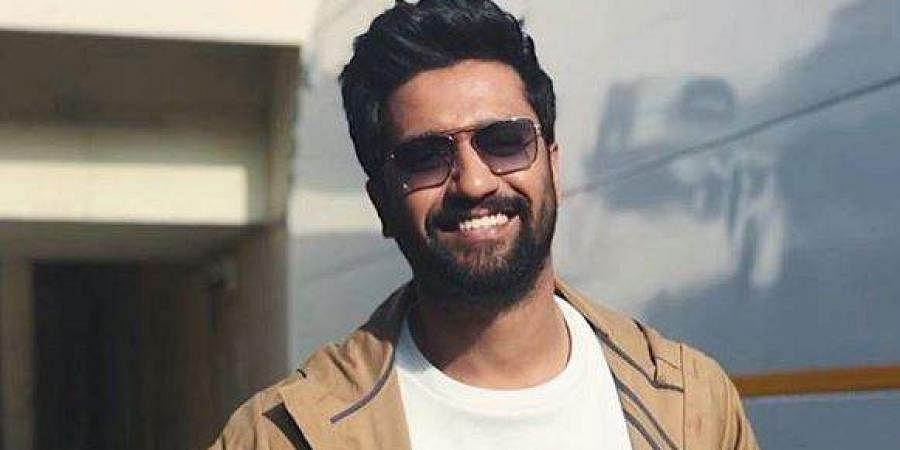 Bollywood actor Vicky Kaushal