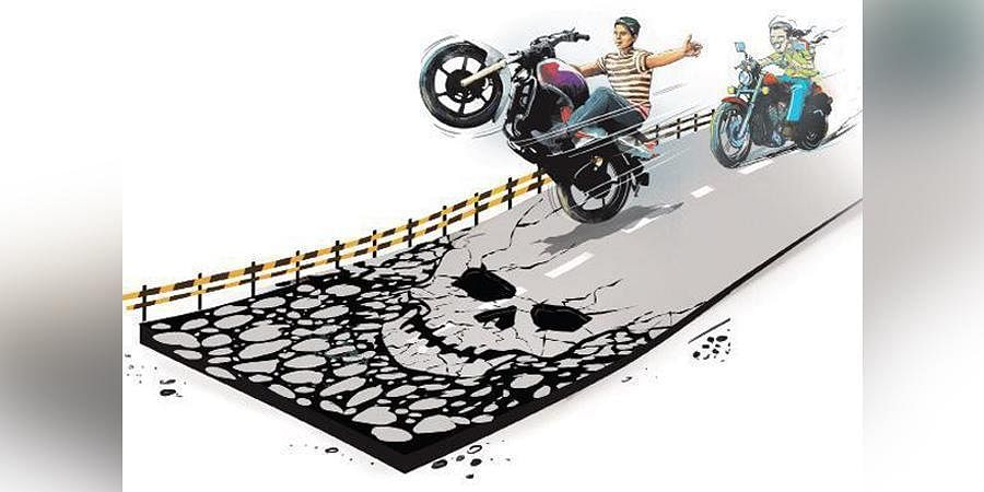 road safety, accident, rash driving