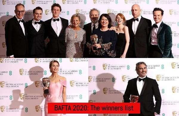 The British Academy of Film and Television Awards (BAFTA) ceremony was held at the Royal Albert Hall in London, Britain on February 2, 2020. The showstopper of the award session was the british World War I film '1917' which claimed seven major awards. Among other notable guests, the award show was also attended by Britain's Prince William and Kate Middleton, the Duchess of Cambridge.