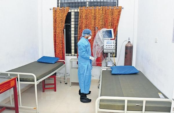 Control room opened in Collectorate